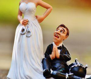 結婚式ケンカ