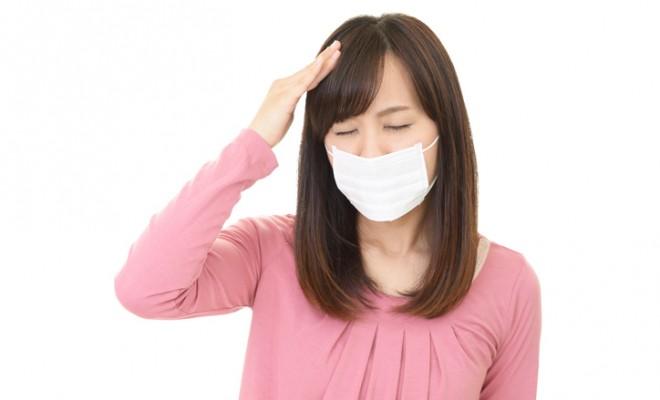 インフル花粉症とは
