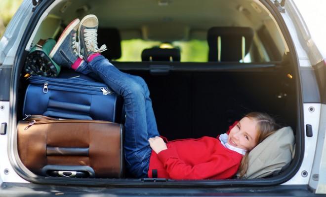 車中泊 旅行