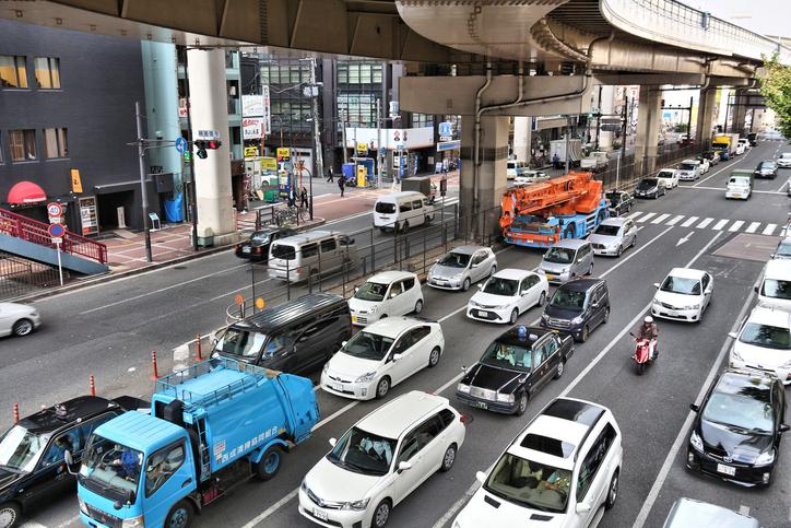 道路交通情報 一般道 通行止め